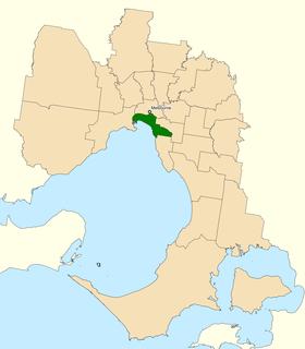 Division of Macnamara Australian federal electoral division