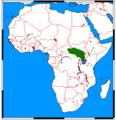 Dologale dybowskii range map.png