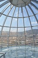 Dome of the Presidential Palace in Tbilisi, Georgia (02).jpg