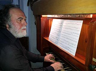 Domenico Morgante Italian musicologist and musician