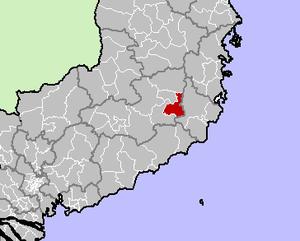 Đơn Dương District - Image: Don Duong District