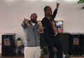 Don Trip with Starlito at the Vice Media office.png