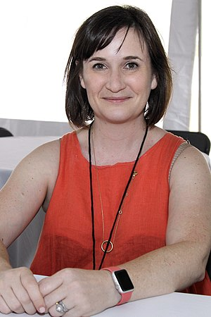Doree Shafrir - Shafrir at the 2017 Texas Book Festival