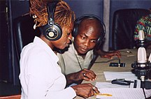Cameroun-Médias-Douala 2003 17