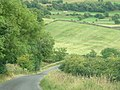 Down steep hill to Semerwater - geograph.org.uk - 449626.jpg