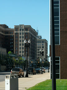 Downtown Gary