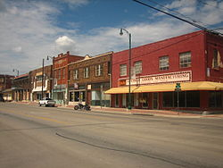Downtown Mineral Wells