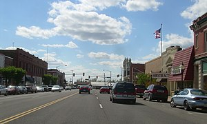 Wagoner, Oklahoma - Downtown Wagoner