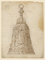 Drawing, Hand bell, 1825 (CH 18358321).jpg