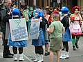 Drinkiing blue-hair girls Mardi Gras.jpg