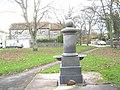 Drinking fountain Whitburn South Tyneside - geograph.org.uk - 1587337.jpg