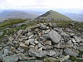 Druim Shionnach , Munro No 160 - geograph.org.uk - 229106.jpg