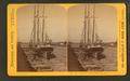 Dry Dock in Davidson's Ship Yard, by Bennett, H. H. (Henry Hamilton), 1843-1908.png