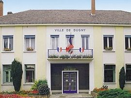 Dugny town hall