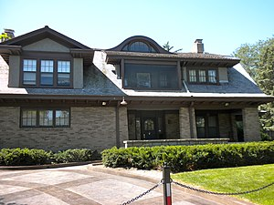 Warren Buffett - Buffett's home in Omaha, Nebraska