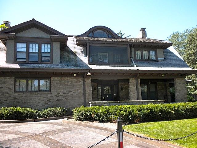 Buffetts Haus in Omaha, Nebraska