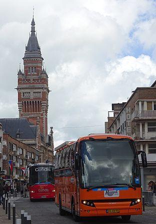 Dunkerque - Quatre jours de Dunkerque, étape 1, 6 mai 2015, départ (C56).JPG