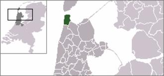 Huisduinen - Image: Dutch Municipality Den Helder 2006