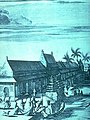 Dutch settlement in Batavia East Indies 1665.jpg