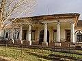 Dvorac Hertelendi-Bajić u Bočaru - portik.jpg