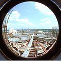 Dynamotion Hall Under Construction - Science City - Calcutta 1996-05-06 845.JPG