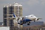 """EI-RJX Cityjet Avro RJ-85 """"Leinster Rugby"""" (26240650562).jpg"""