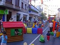Autómentes nap Spanyolországban