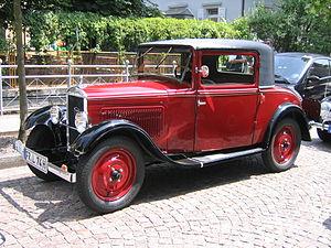 Peugeot - Peugeot 201