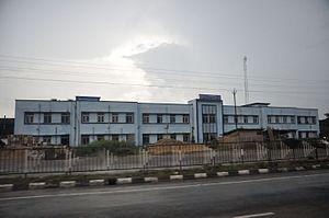 Uluberia - ESI Hospital, Uluberia