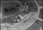 ETH-BIB-Flughafen-Zürich, Flughof, Tarmac, Flugzeuge-LBS H1-015493.tif
