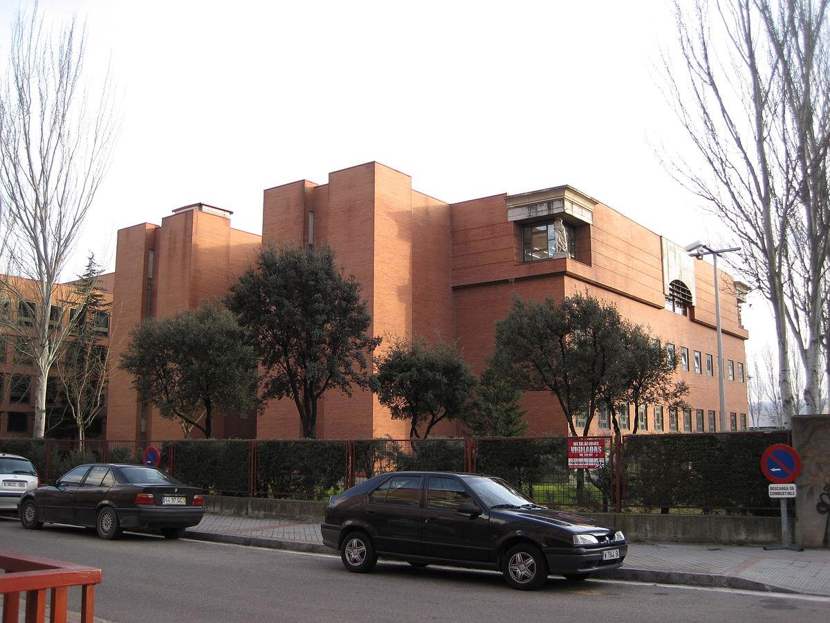 Escuela t cnica superior de arquitectura de valladolid for Facultad de arquitectura