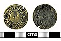 Early-medieval coin brooch, Aethelstan coin brooch (FindID 583820).jpg