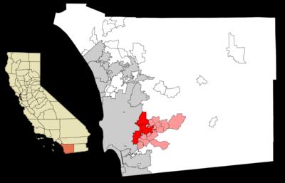 East County San Diego