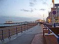 Eastbourne Promenade to the east of the Pier - geograph.org.uk - 334576.jpg