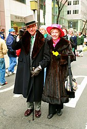 Easter parade nyc