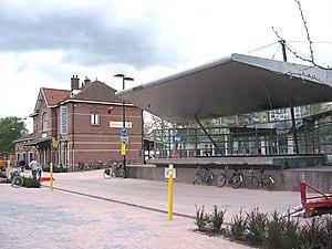 Ede Centrum railway station