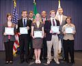 Education, Treasury Recognize High-Scoring Students in the 2010-11 National Financial Capability Challenge (5640936937).jpg