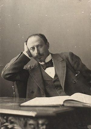 Edvard Brandes - Edvard Brandes