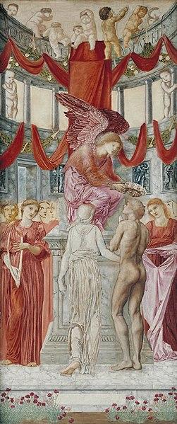File:Edward Burne-Jones (1833-1898) - The Temple of Love - N03452 - National Gallery.jpg