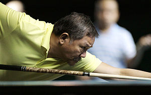Efren Reyes - Image: Efren Reyes in the World 9 Ball Pool Championship (2)