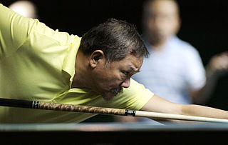 Efren Reyes Filipino pool player, born 1954