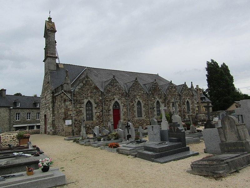 Église Saint-Gildas de Trégomeur