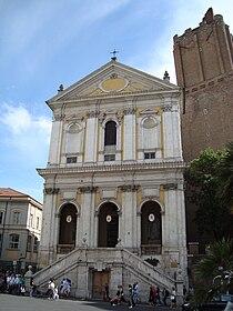 Eglise Santa Caterina a Magnanapoli.JPG