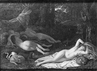 Diana and Nymphs