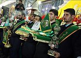 Eid al-Ghadeer in Fatima Masumeh Shrine- Iran 2016 by tasnimnews.com 02.jpg