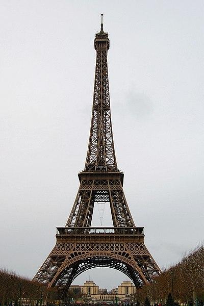 تغطية بطولة فرنسا المفتوحة Roland-Garros 400px-Eiffel_tower_2007.JPG