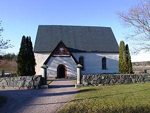 Ekeby Church, Uppland - Ekeby Church