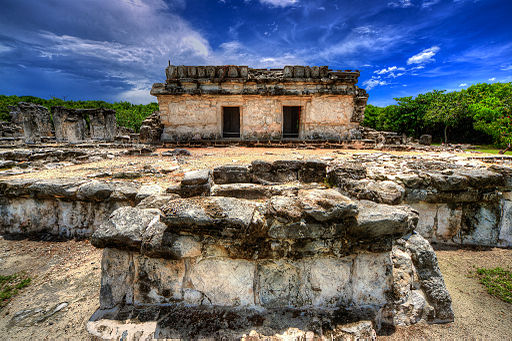 El Rey Zona Arqueologica best things to do in cancun mexico