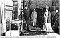 El marqués de Murrieta, Baldomero Espartero y su esposa María Jacinta de Sicilia en las bodegas Marques de Murrieta.jpg