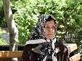 Elderly Woman in Lona Park - Tabriz - Iranian Azerbaijan - Iran (7421562232).jpg